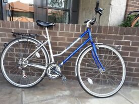 Claud Butler bicycle, 21 speed, like brand new