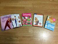 YOGA / Exercise DVD's