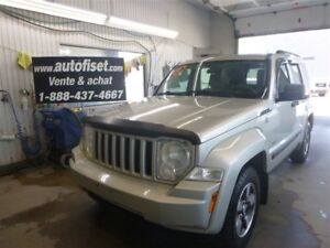 2008 Jeep Liberty Sport NORTH EDITION AWD $ 39.53/SEM+TX.