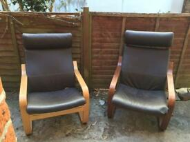 Free IKEA Poang Chairs