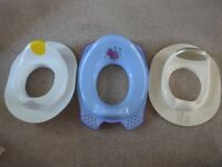 toilet seat covers x3