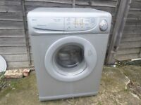 Candy CMD146 Washer/Dryer 6/4Kg (Silver)