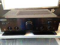 Pioneer amplifier a-605r