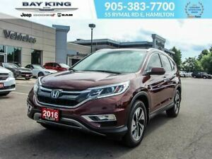 2016 Honda CR-V GPS NAV, AWD, SUNROOF, BACKUP CAM