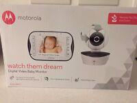 Baby Monitor - Motorola MBP43S