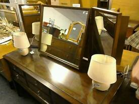 Stag dressing table £79 #25509