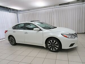 2016 Nissan Altima 2.5SV SEDAN w/ BLUETOOTH, HEATED SEATS, SUNRO