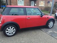 MINI ONE MOT NOVEMBER 2018 FULL SERVICE HISTORY A VERY CLEAN RELIABLE NICE DRIVING CAR