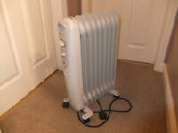 Electric/Oiled filled 2000w Radiator