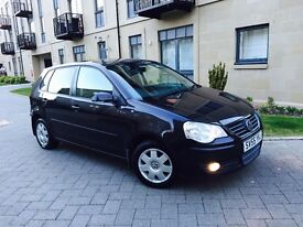 EXCELLENT CONDITION AND LOW MILEAGE VOLKSWAGEN POLO 1.2 S 64 55 PLATE ONLY 59.000 MILES