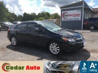 2012 Honda Civic EX-L Navigation London Ontario Preview