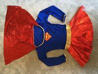 Supergirl fancy dress