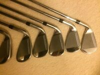 Callaway XR irons 5 to PW