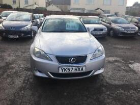 Lexus IS 220d 2.2 TD SE 4dr EXCELLENT CONDITION.