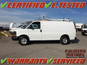 2014 Chevrolet Express DIVIDER-SHELVES-RACKS