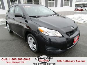 2011 Toyota Matrix $123.76 BI WEEKLY!!!