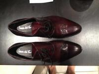 Luca Del Forte Made in Italy wing tip formal dress shoes