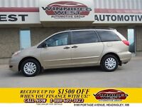 2006 Toyota Sienna Loaded, DVD Player, Stow and Go, 7 Passenger,