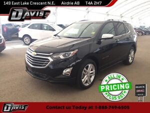 2018 Chevrolet Equinox Premier HEATED SEATS, REAR VISION CAME...