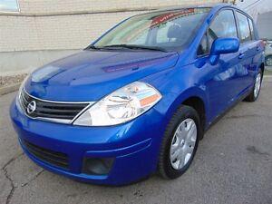 2012 Nissan Versa 1.8 S, CERTIFIÉ, BAS KM, 1 PROPRIO, JAMAIS ACC