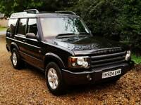 Land Rover Discovery Pursuit MK2 TD5 71K