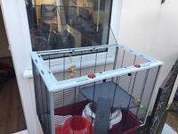 Rat cage plus other bits