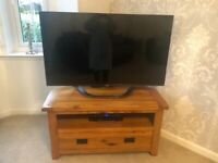 Matching tv unit and nest of tables