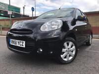 NISSAN MICRA 1.2 MANUAL WITH NAVIGATION BLUETOOTH FDSH