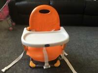 Booster seat (high chair)