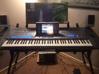 Yamaha Tyros5/76, MFC10 Controller, TRMS 5 Speakers, Stag HD Stand. ETC.