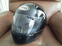 ARAI Motorcycle helmet SIZE MED