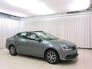 2015 Volkswagen Jetta WOW! WOW! WOW! SEDAN w/ BLUETOOTH, BACKUP