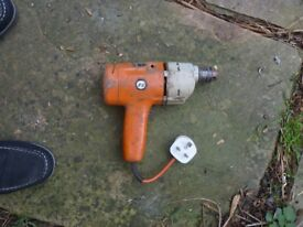 black and decker vintage drill dnj52