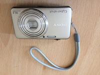 Sony Cyber-shot DSC-WX50 digital camera (16 MPixel, Carl Zeiss objective)