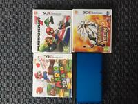 Nintendo 3DS XL + 3 top games