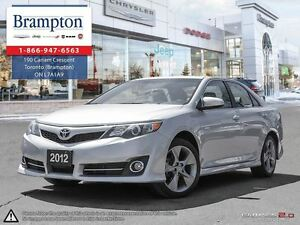 2012 Toyota Camry SE | 1 OWNER TRADE-IN | NAV | LEATHER | SUNROO