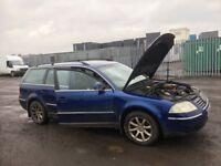 Volkswagen Passat diesel estate parts available