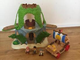 Jake & The Neverland Pirates