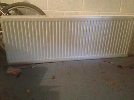 Radiator For Sale - Double Plus Radiator 1400 by 500 mm Good Condition