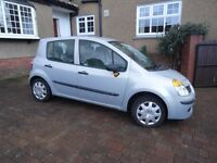 Renault Modus - Silver - reliable car - great wee runaround!