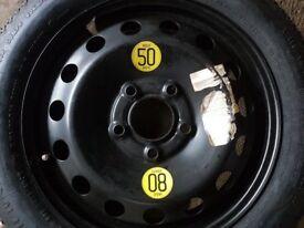 BMW Continental space saver wheel BRAND NEW