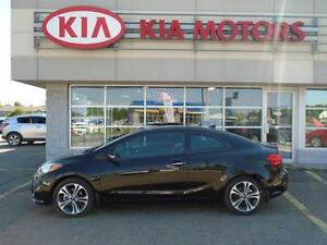2015 Kia Forte Koup EX $104* bi-wkly Sunroof FULL WARRANTY/New V
