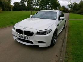 BMW M5 4.4 DCT 4DOOR 17800 miles