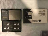 Brand New Mini Digital Scales, Precision, Micro. 0.01