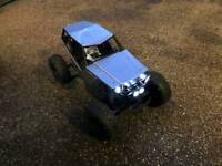 Job lot of rc cars and gear