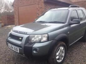 Rang Rover Freelander 1.8.SE, One Owner From New.