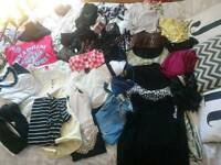 Job lot womens clothes. lipsy,all saints,superdry and other highstreet brands