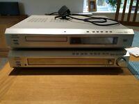 Devon av 770sd amp with matching dvd player