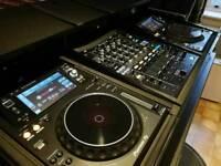 DJM900NXS2 + XDJ1000MK2 x2 + Gorilla Flight case