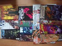 Joblot indie comics, some rare, many #1